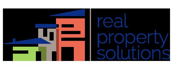 Real Property Solutions, LLC Retina Logo
